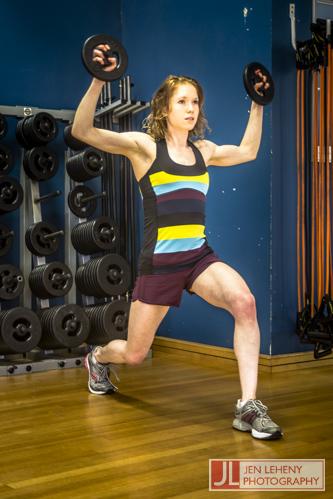Ashleigh Feltham - Fitness Model