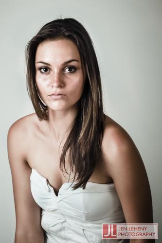 Charne Esterhuizen Denim Shorts 5 - Jen Leheny Photography in Canberra