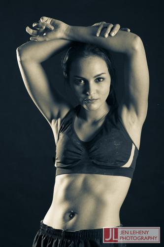 Charne Esterhuizen Fit 1 - Jen Leheny Photography in Canberra