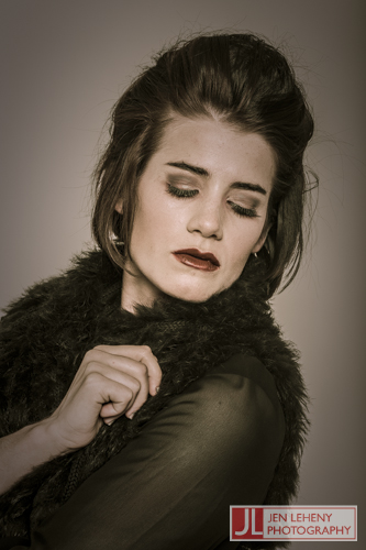 Corina Retter Russian Film Star 2 - Jen Leheny Photography in Canberra