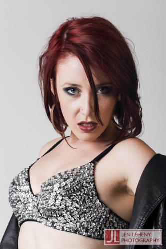 Eliza Shephard Cabaret Style 1 - Jen Leheny Photography in Canberra