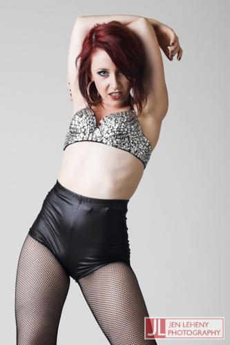 Eliza Shephard Cabaret Style 4 - Jen Leheny Photography in Canberra
