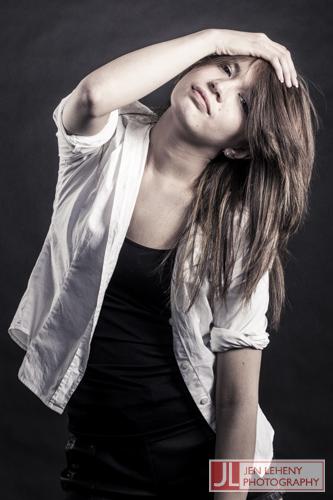 Jennifer Brown - Grunge Style