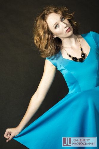 Lara Schroeder Blue Dress 6 - Jen Leheny Photography in Canberra