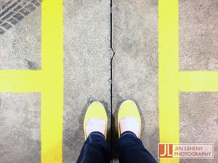 Yellow Underground 1 - Jen Leheny Photography