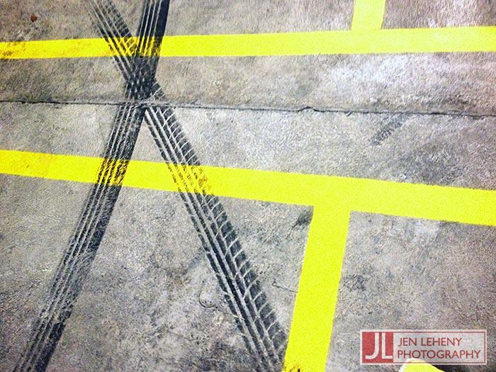 Yellow Underground 3 - Jen Leheny Photography