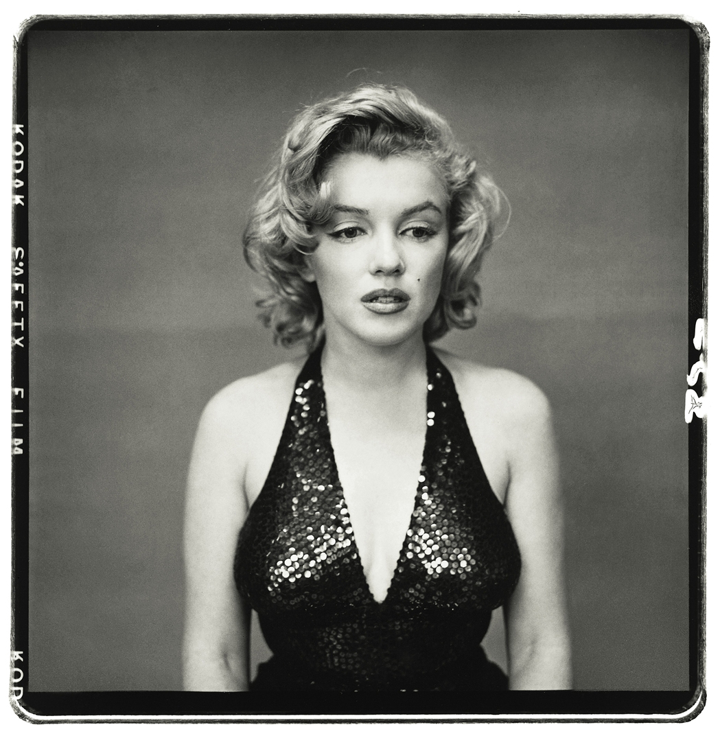 Marilyn Monroe - Richard Avedon exhibition at National Portrait Gallery, Canberra